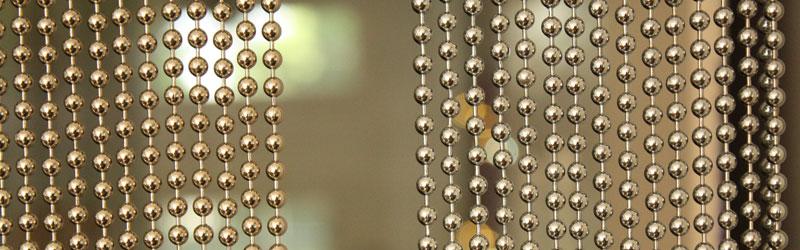 Rideaux de perles